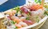 Bonsai Sushi  - Lier: Soupe Miso ou nem avec bateau sushi varié chez Bonsai Sushi Zimmerplein