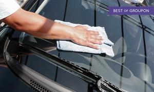 Millbrae Express Car Wash: Carnauba Hand Wax or Five Premium Exterior Car Washes at Millbrae Carwash (52% Off)