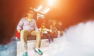 Dolphinarium: 5D or 7D Cinema Experience for One, Two or Four at Dolphinarium (Up to 65% Off)