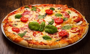 Bricco Pizza & Pasta: Up to AED 150 Toward Italian Food at Bricco Pizza & Pasta (Up to 54% Off)