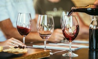 Wine Tasting With Meat or Cheese Platter For Two or Four Plus Cognac at M & M Personal Vintners