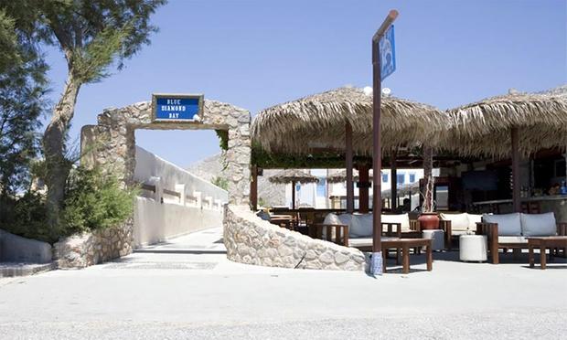 Greece: Santorini Beachside Hotel 3
