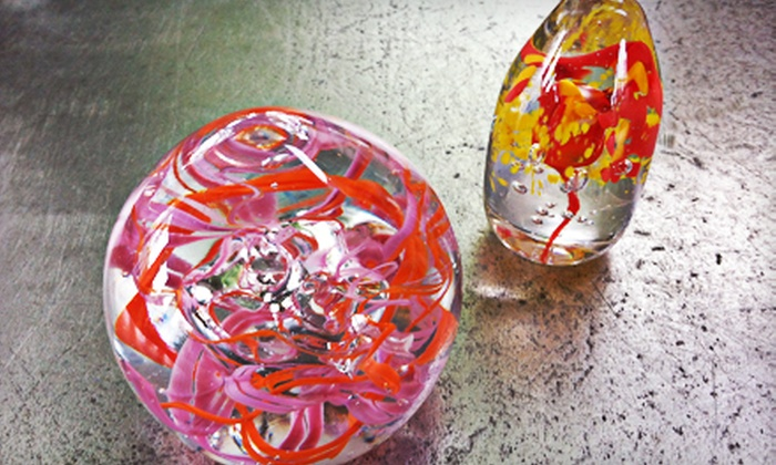 Glass by James Michael - Dayton: $82 for an Intro to Glass-Casting Class at Glass by James Michael ($165 Value). Six Dates Available.