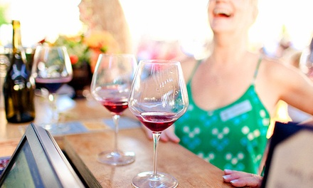 One Take-Home Bottle of Wine and Wine Tasting Flights for Two at Miramonte Winery (Up to 43% Off)