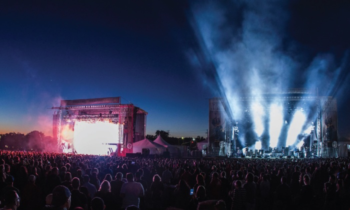 Riot Fest and Exposition - Downsview Park: Riot Fest with Alexisonfire, Weezer, The Prodigy, Wu-Tang Clan, Rancid, and More on September 19–20, at 11 a.m.