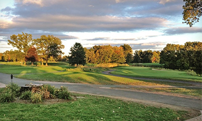 Gillette Ridge Golf Club - Bloomfield: 18-Hole Round of Golf for Two or Four With Cart at Gillette Ridge Golf Club (Up to 54% Off)
