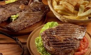 Restaurant 1907 - Carlos Keen: Desde $269 por almuerzo para dos o cuatro: tabla de fiambres + parrillada libre en Restaurant 1907 - Carlos Keen