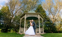 Four or Eight Hours of Wedding Photography with CD and Up to Six A4 Prints from SJ Wedding Photography (Up to 73% Off)