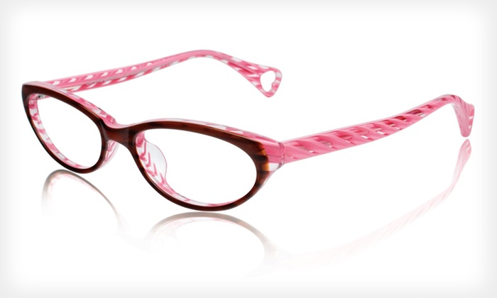 Oxford Street Frames: $39 for Oxford Street Optical Frames by Betsey Johnson ($195 List Price). Three Colors Available.