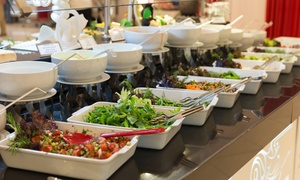 38 On The Drive Restaurant: Breakfast or Lunch Buffet for Two from R149 at 38 On The Drive Restaurant