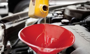 Bergin's Automotive: One or Three Basic Oil Changes at Bergin's Automotive (Up to 69% Off)