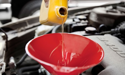 One or Three Basic Oil Changes at Bergin's Automotive (Up to 69% Off)