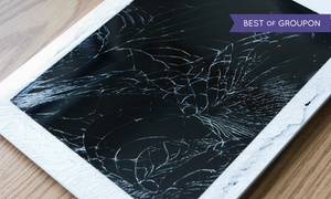 Dr. Cell Phone - Houston: iPad Cracked Screen Repair at Dr. Cell Phone (44% Off)