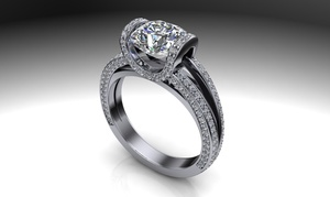 Diamond Consignment Store: $200 for Jewelry-Creation Session at The Diamond Consignment Store ($400 Value)
