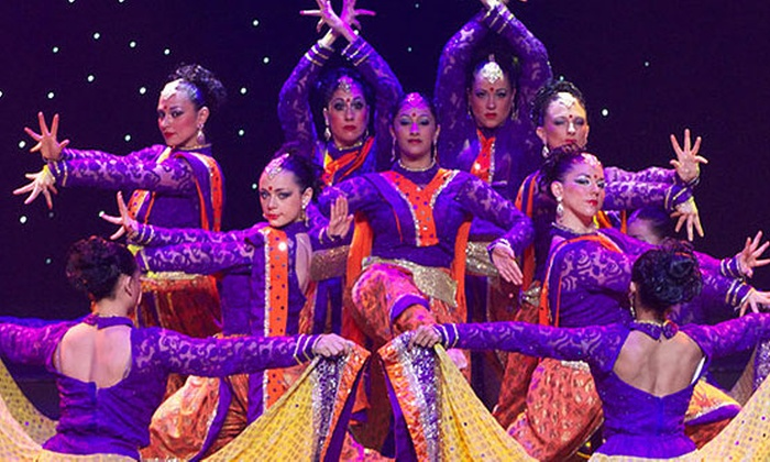 Mystic India - Miramar Cultural Center/ArtsPark: Mystic India The World Tour: The Bollywood Experience on Saturday, November 7, at 8 p.m.