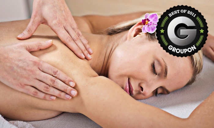 Studio La Vie - Riverview - Stuart Heights: 30- or 60-Minute Massage with Optional 60-Minute Facial at Studio La Vie (Up to 56% Off)