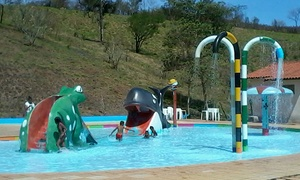 Verde Lazer Camping Clube: Day use para 2 ou 4 adultos + 2 ou 4 crianças no Verde Lazer Camping Clube – Sabará