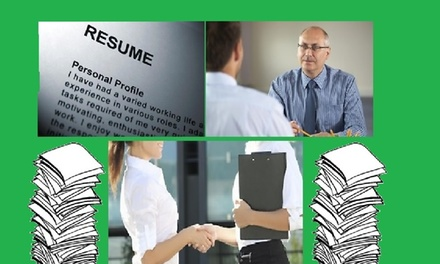 $89 for $250 Worth of resume development at Community Business College