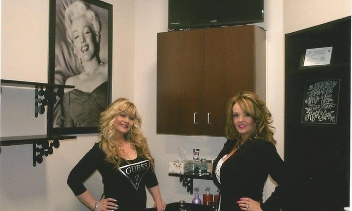 Sisters Salon - Roseville - Roseville: $217 for One Year of Unlimited Men's Hair Cuts ($433 Value) — the sisters suite