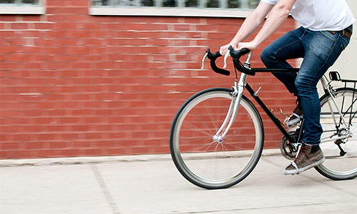 Cincinnati Bike Center - Smale Riverfront Park: $18 for a Riverfront Bicycle Tour from Cincinnati Bike Center ($30 Value)