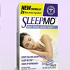 2 Sleep MD 30-Caplet Bottles