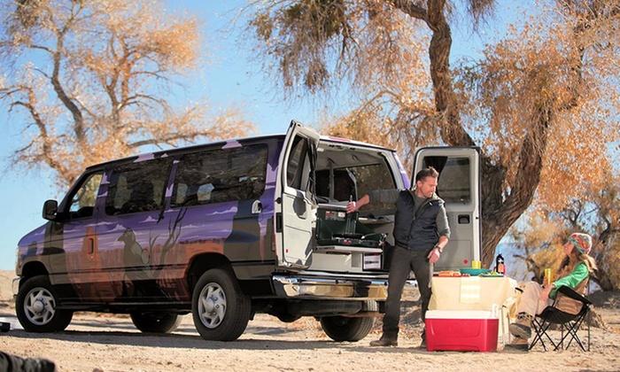 c438c1f73e 7- or 14-Night Escape Campervans Rental in - Inglewood