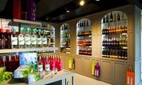 Visite avec dégustation pour 2 ou 4 personnes, bouteilles de crème de fruits en option dès 5 € chez Giffard
