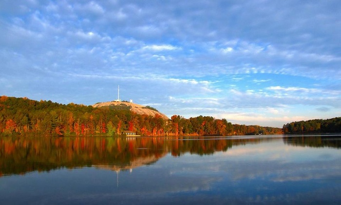Stone Mountain Park - Stone Mountain Park: $32 for an Annual Parking Pass to Stone Mountain Park ($40 Value)