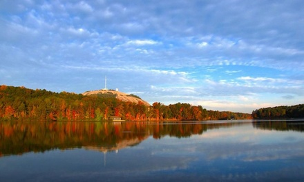 $35 for Annual Parking Pass at Stone Mountain Park ($40 Value)