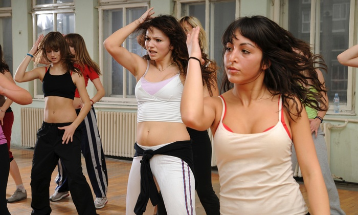 uptown girl - Belleville: Five Dance-Fitness Classes at Uptown Girl Dance and Fitness (45% Off)