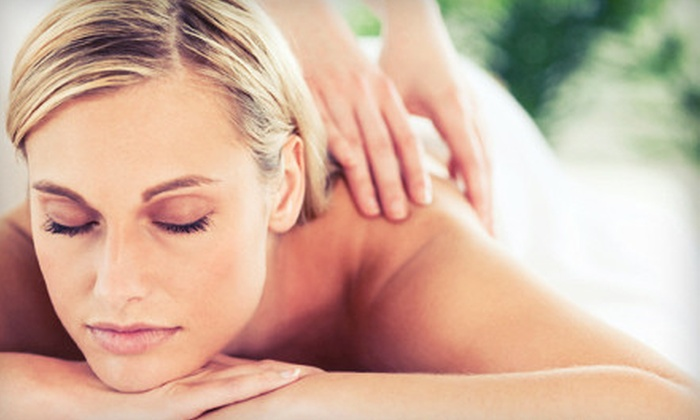 Conscious Healing Space - Montclaire South: $37 for a One-Hour Custom Massage at Conscious Healing Space ($75 Value)