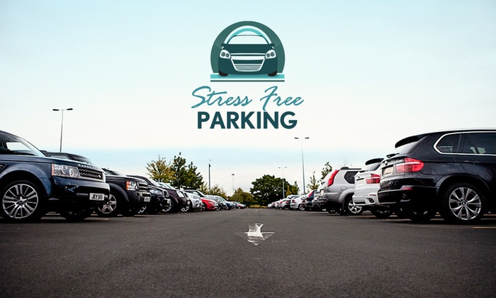 Up to 30 off airport parking stress free airport parking groupon stress free airport parking m4hsunfo