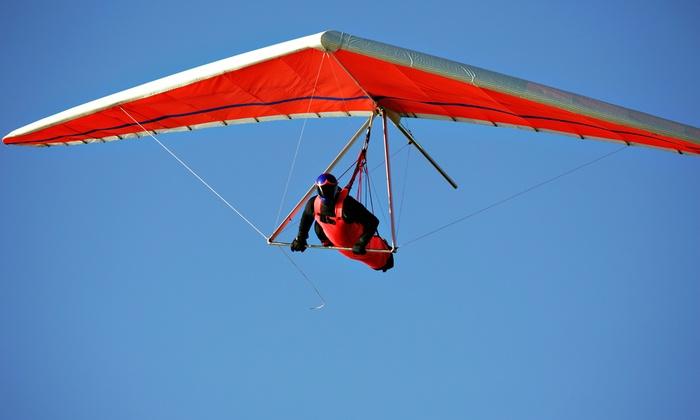 Miami Hang Gliding - Miami Hang Gliding: $129 for a Tandem Hang-Gliding Experience at Miami Hang Gliding ($279 Value)