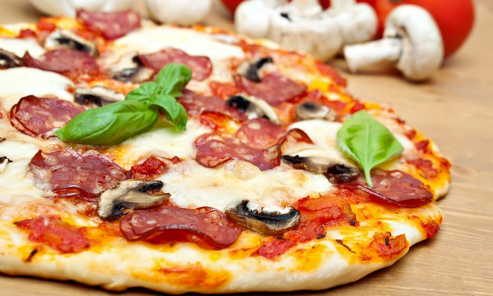 Spanish Springs Pizza Factory - Spanish Springs: $10 for $20 Worth of Pizza and Italian Cuisine at Spanish Springs Pizza Factory