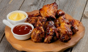 Up to 33% Off BBQ at Pat's Barbecue at Pat's Barbecue, plus 6.0% Cash Back from Ebates.