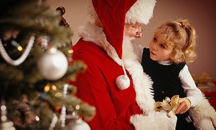 Santa's Tree Farm and Village - Santa's Tree Farm: Christmas-Themed Outing for Two, Four, Six, or Eight at Santa's Tree Farm and Village (Up to 61% Off)