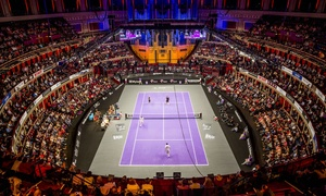Champions Tennis at The Royal Albert Hall: Exclusive Price: Champions Tennis at The Royal Albert Hall, Tickets from £18.50 (No Booking Fees)