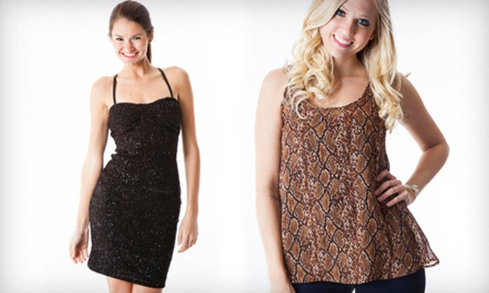 fab'rik Vinings - Vinings: $29 for $60 Worth of Boutique Apparel at fab'rik Vinings