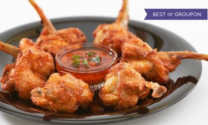 Masala Wok: Indian and Asian Fusion Cuisine at Masala Wok (40% Off). Two Options Available.