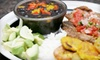 Latin Cabana - Astoria: Cuban Meal for 2 or 4 or Catering for 10 or 20 at Latin Cabana (Up to 59% Off)
