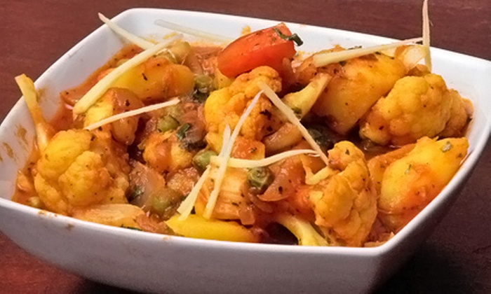 Sizzling Bombay - Bel Air South: $15 for $30 Worth of Indian Fare at Sizzling Bombay in Bel Air