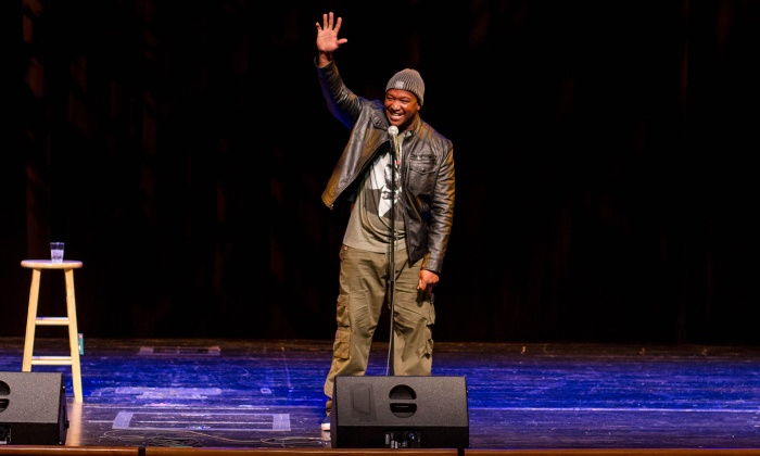 Ed Blaze and Friends - The Columbus Georgia Convention & Trade Center: Ed Blaze and Friends Comedy Show on Friday, September 18 or Saturday, September 19, at 8 p.m. (Up to 56% Off)