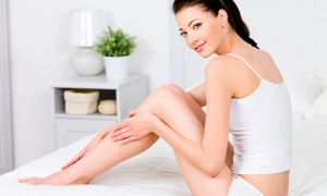 Luna Vision and Laser: Six Laser Hair-Removal Sessions for a Small, Medium, or Large Area at Luna Vision and Laser (Up to 90% Off)