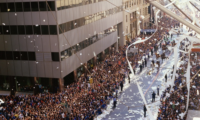Your VIP Pass - Your VIP Pass: Your VIP Pass to Macy's Thanksgiving Day Parade for One or Two (Up to 50% Off)