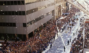 Your VIP Pass: Your VIP Pass to Macy's Thanksgiving Day Parade for One or Two (Up to 50% Off)