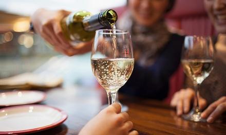 High Wine voor 2, 3 of 4 personen bij Plancius