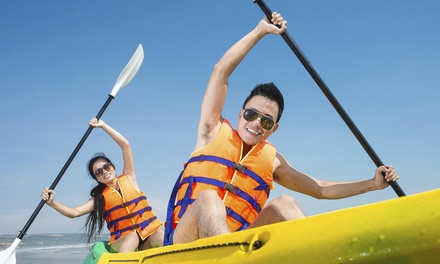 Up to 89% Off Half- or Full-Day Kayak Rental at Destination Water Sports Carolinas