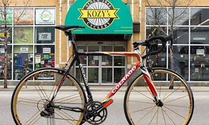 Kozy's Cyclery - Retail: Biking Gear or $200 Toward an Adult Bike at Kozy's Cyclery (Up to 50% Off)