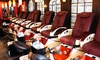 Diva Nails & Spa.LLC - Bearden Village: One or Two Gel or Acrylic Gel Manicures at Diva Nails & Spa.LLC (Up to 48% Off)
