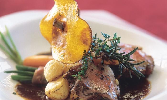 Santé Restaurant - Santé Restaurant: Six-Course Chef's Table D'Hote Menu for Two or Four at Santé Restaurant